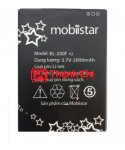 Pin Mobiistar BL200F Dùng Cho Mobiistar Touch Lai 504C - LPK Thành Chi Mobile
