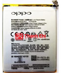 Pin OPPO BLP673 Dùng Cho OPPO A3S, Dung Lượng 4100mAh - LPK Thành Chi Mobile