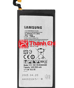 Pin Samsung EB-BG920ABE Dùng Cho Samsung Galaxy S6 G920F / G920S / G920I / G920V, Dung Lượng 2550mAh - LPK Thành Chi Mobile