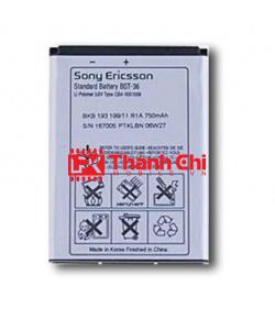 Pin Sony BST-36 Dùng Cho J300, K310i, K510i, Z550i, Z558i, K510i, W200i - LPK Thành Chi Mobile