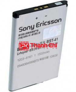 Pin Sony BST-41 1500mAh Dùng Cho X1 / X1i / X10 / X10i - LPK Thành Chi Mobile