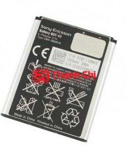 Pin Sony BST-43 Dùng Cho Cedar J108, CK15I, Txt pro, J10, S001, U100, WT13i Mix Walkman, Yari - LPK Thành Chi Mobile