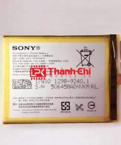 Pin Sony LIS1618ERPC Dùng Cho Sony Xperia XA F3116 / XA Dual, Dung Lượng 2300mAh - LPK Thành Chi Mobile