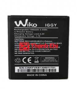Pin Wiko Iggy - LPK Thành Chi Mobile