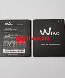 Pin Wiko Cink King / Q-smart pad - LPK Thành Chi Mobile