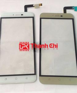Coolpad Max Lite R108 / Y91 - Cảm Ứng Zin Original, Màu Gold, Chân Connect, Ép Kính - LPK Thành Chi Mobile