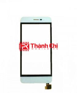 Coolpad Fancy E561 - Cảm Ứng Zin Original, Màu Trắng, Chân Connect, ép kính - LPK Thành Chi Mobile