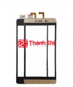 FPT X505 / F-Mobile X505 - Cảm Ứng Zin Original, Màu Gold, Chân Connect - LPK Thành Chi Mobile