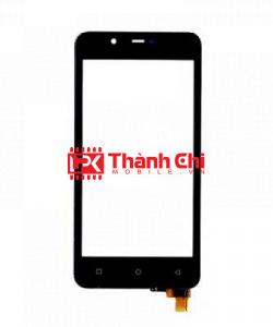 Gionee P5 Mini - Cảm Ứng Zin Original, Màu Đen, Chân Connect, Ép Kính - LPK Thành Chi Mobile
