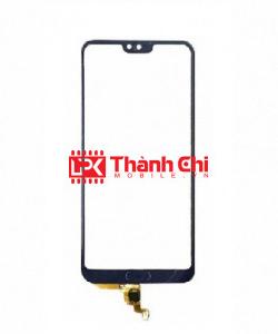 Huawei Honor 10 2018 / COL-AL00 / COL-AL10 / COL-TL00 / COL-TL10 / COL-L29 - Cảm Ứng Zin Original, Màu Đen, Chân Connect, Ép Kính - LPK Thành Chi Mobile