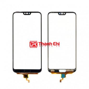 Huawei Honor 10 2018 / COL-AL00 / COL-AL10 / COL-TL00 / COL-TL10 / COL-L29 - Cảm Ứng Zin Original, Màu Xanh, Chân Connect, Ép Kính - LPK Thành Chi Mobile