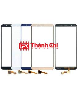 Huawei Honor 7X 2018 / BND-AL10 / BND-L21 / BND-L24 / BND-L31 / BND-TL10 - Cảm Ứng Zin Original, Màu Xanh, Chân Connect, Ép Kính - LPK Thành Chi Mobile