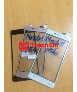 Masstel N540 - Cảm Ứng Zin Original, Màu Hồng Phấn, Chân Connect, Ép Kính - LPK Thành Chi Mobile