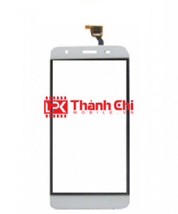 Mobell Nova i6 - Cảm Ứng Zin Original, Màu Trắng, Chân Connect. Ép Kính - LPK Thành Chi Mobile