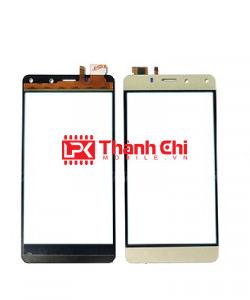 Mobell Nova P2 - Cảm Ứng Zin Original, Màu Vàng Gold, Chân Connect, Ép Kính - LPK Thành Chi Mobile