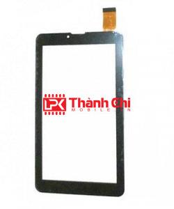 Mobell Tab 7 / Tab 7C / Tab 7S - Cảm Ứng Zin Original, Màu Đen, Chân Connect - LPK Thành Chi Mobile