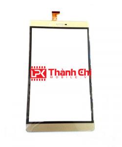 Mobell Tab 8 Pro 2016 - Cảm Ứng Zin Original, Màu Vàng Gold, Chân Connect, Ép Kính - LPK Thành Chi Mobile