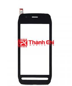 Nokia 603 - Cảm Ứng Zin Original, Màu Đen, Chân Connect - LPK Thành Chi Mobile