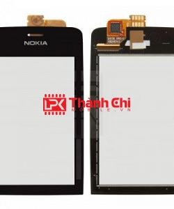 Cảm Ứng Nokia Asha 307 / 308 / 309 / 310 High Coppy Chân Connect Đen - LPK Thành Chi Mobile