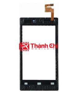 Nokia Lumia 520 / Lumia 525 - Cảm Ứng Zin Liền Khung Doong, Đen - LPK Thành Chi Mobile