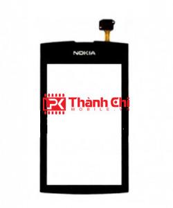 Nokia Asha 305 / Asha 306 - Cảm Ứng Zin Original, Đen, Chân Connect - LPK Thành Chi Mobile