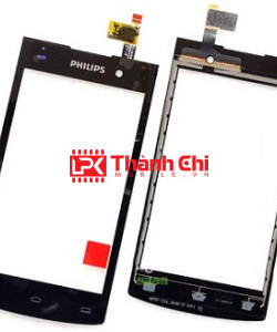 Philips S308 - Cảm Ứng Zin Original, Màu Đen, Chân Connect - LPK Thành Chi Mobile