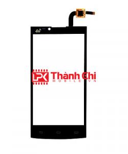 Philips S398 - Cảm Ứng Zin Original, Màu Đen, Chân Connect, Ép Kính - LPK Thành Chi Mobile