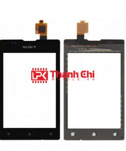 Sony Xperia E C1505 - Cảm Ứng Zin Original, Màu Đen, Chân Connect - LPK Thành Chi Mobile