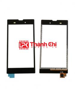 Sony Xperia T3 Ultra D5102 / D5103 - Cảm Ứng Zin Original, Màu Đen, Chân Connect, Ép Kính - LPK Thành Chi Mobile