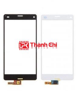 Sony Xperia Z3 mini / Z3 compact / D5803 / D5833 - Cảm Ứng Zin Original, Màu Trắng, Chân Connect, Ép Kính - LPK Thành Chi Mobile