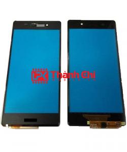 Sony Xperia Z3v Verizon D6708 / Z3 Verizon - Cảm Ứng Zin Original, Màu Đen, Chân Connect, Ép Kính - LPK Thành Chi Mobile