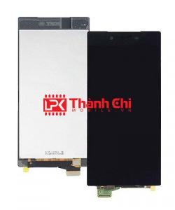 Sony Xperia Z5 Premium Dual E6883 - Cảm Ứng Zin Original, Màu Đen, Chân Connect, Ép Kính - LPK Thành Chi Mobile