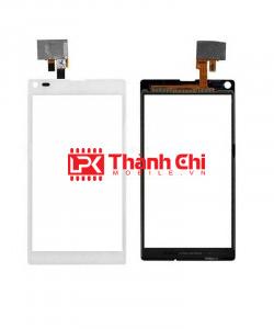 Sony Xperia L C2105 - Cảm Ứng Zin Original, Màu Trắng, Chân Connect - LPK Thành Chi Mobile