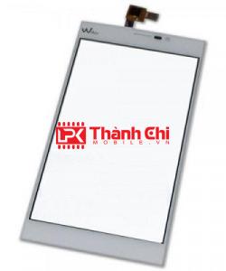 Wiko Ridge Fab 4G - Cảm Ứng Zin Original, Màu Trắng, Chân Connect, Ép Kính - LPK Thành Chi Mobile