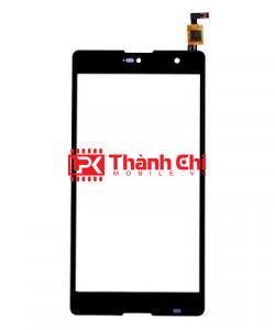 Wiko Robby - Cảm Ứng Zin Original, Màu Đen, Chân Connect, Ép Kính - LPK Thành Chi Mobile