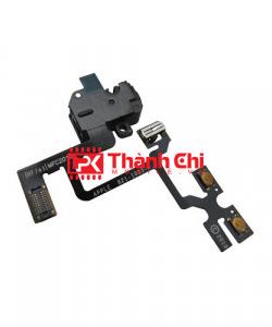 Apple Iphone 4G - Cáp Tai Nghe Volume / Dây Chân Tai Nghe Lắp Trong, Màu Đen - LPK Thành Chi Mobile