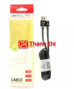 BYZ BL-606 - Cáp Dữ Liệu Dùng Cho Iphone 5G, Có Chế Độ Tự Ngắt Khi Pin Đầy - LPK Thành Chi Mobile
