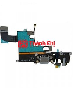 Apple Iphone 6G - Cáp Sạc / Dây Chân Sạc Lắp Trong, Màu Đen - LPK Thành Chi Mobile