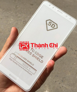 Huawei Nova 2i / RNE-L22 - Dán Cường Lực 5D Full Viền, Màu Trắng - LPK Thành Chi Mobile