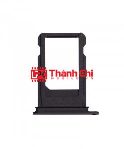 Apple Iphone 7 Plus - Khay Sim Ngoài / Khay Để Sim, Màu Đen - LPK Thành Chi Mobile
