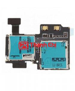 Samsung Galaxy S4 / I9500 / I9505 - Cáp Khay Sim / Dây Kết Nối Khay Sim - LPK Thành Chi Mobile