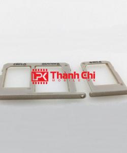 Samsung Galaxy J7 Prime / G6100 - Khay Sim Ngoài / Khay Để Sim, Gồm Khay Sim 1 To Và Khay Sim 2 Nhỏ, Màu Đen - LPK Thành Chi Mobile