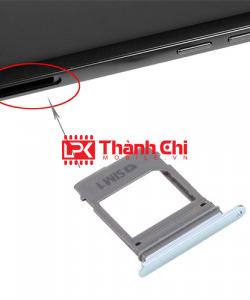Samsung Galaxy A5 2017 / SM-A520F / SM-A520H - Khay Sim Ngoài / Khay Để Sim, Màu Xanh Dương - LPK Thành Chi Mobile