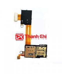 Sony Xperia M2 D2305 / M2 Aqua D2403 - Cáp Khay Sim Loại 1 Sim / Dây Kết Nối Khay Sim - LPK Thành Chi Mobile