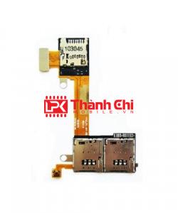 Sony Xperia M2 D2305 / M2 Aqua D2403 - Cáp Khay Sim Loại 2 Sim / Dây Kết Nối Khay Sim - LPK Thành Chi Mobile