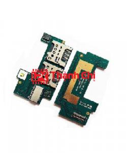 Sony Xperia C C2305/ S39h - Cáp Khay Sim / Dây Kết Nối Khay Sim - LPK Thành Chi Mobile