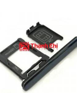 Sony Xperia XZ1 2017 / G8341 / G8342 / G8343 / 5,2 Inch - Khay Sim Ngoài / Khay Để Sim, Màu Đen - LPK Thành Chi Mobile