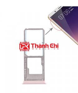 VIVO V7 Plus / 1716 / Y79 - Khay Sim Ngoài / Khay Để Sim, Màu Hồng - LPK Thành Chi Mobile