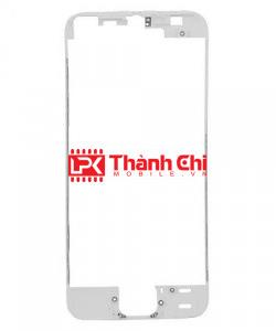 Apple Iphone 5S - Khung Doong Dán Viền Có Keo Sẵn, Màu Trắng / Khung Zon - LPK Thành Chi Mobile