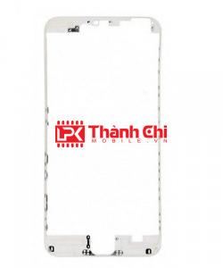 Apple Iphone 6 Plus - Khung Doong Dán Viền Có Keo Sẵn, Màu Trắng / Khung Zon - LPK Thành Chi Mobile
